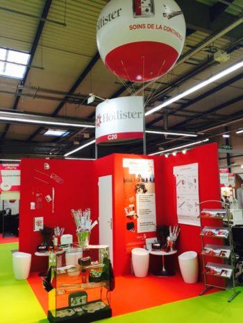 J 2 autonomic rennes vivre plus hollister for Salon autonomic 2017